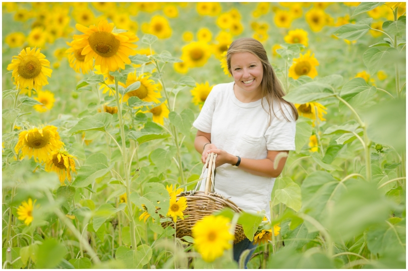 Alexandra Michelle Photography- Burnside Sunflower Farm-30