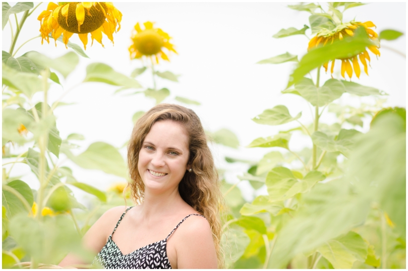 Alexandra Michelle Photography- Burnside Sunflower Farm-43