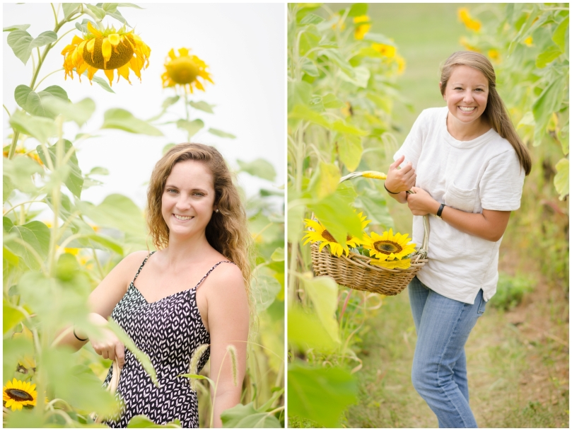 Alexandra Michelle Photography- Burnside Sunflower Farm-44