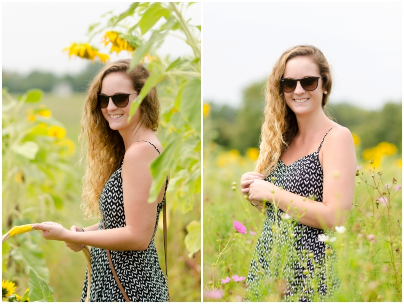 Alexandra Michelle Photography- Burnside Sunflower Farm-58