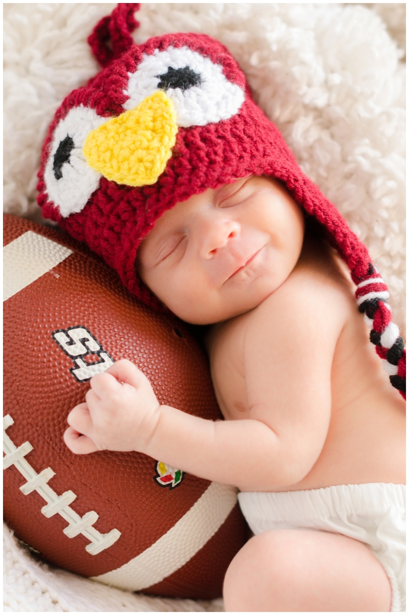 Alexandra Michelle Photography- Cole Kinsler Newborn-35