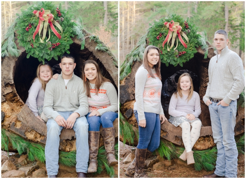 Alexandra Michelle Photography - Christmas 2015 Mullins-2