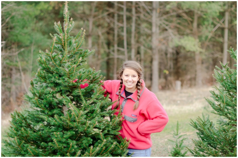 Alexandra Michelle Photography - First Christmas Tree-11