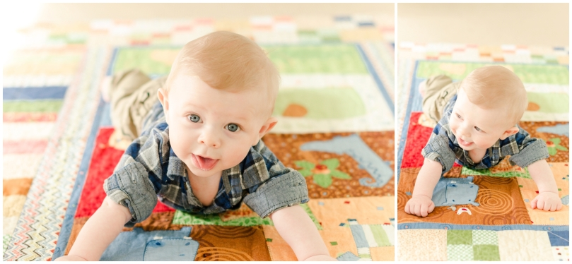 Alexandra Michelle Photography - 6 months - Harrigan-39