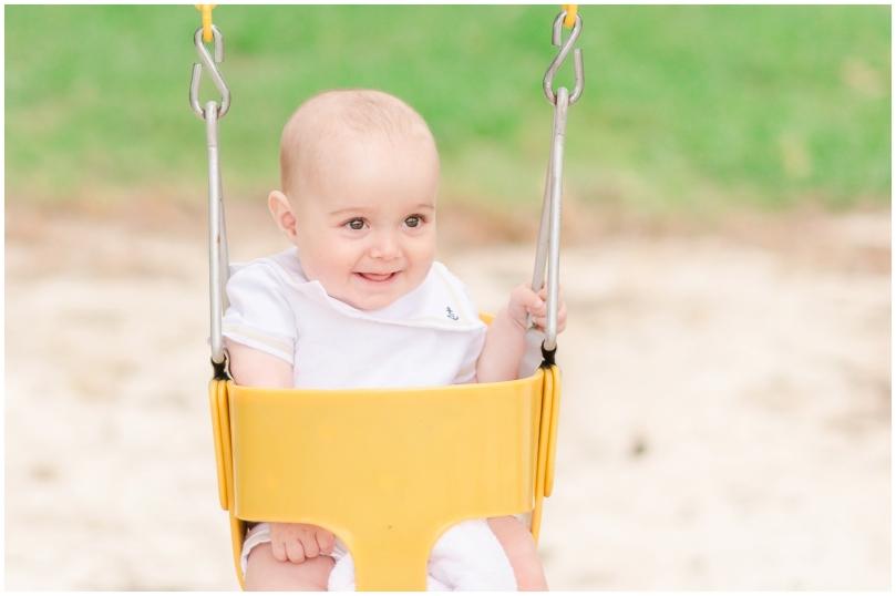 Alexandra Michelle Photography - Milestone 2 - 6 months - Joseph Brown-16