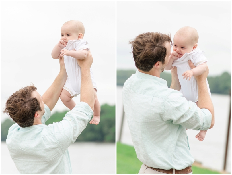 Alexandra Michelle Photography - Milestone 2 - 6 months - Joseph Brown-31