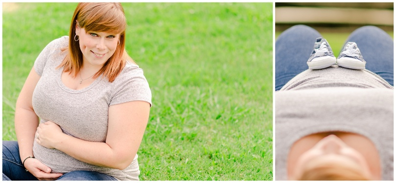 Alexandra Michelle Photography - Milestone 1 -Crump Park - Maternity Deihr-13