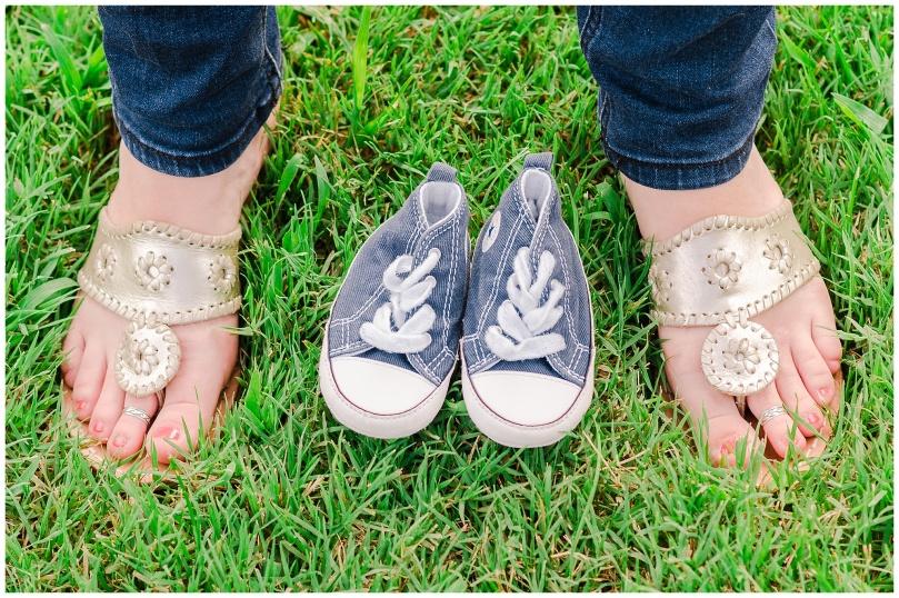 Alexandra Michelle Photography - Milestone 1 -Crump Park - Maternity Deihr-21