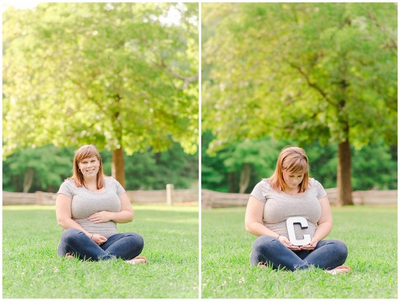 Alexandra Michelle Photography - Milestone 1 -Crump Park - Maternity Deihr-31