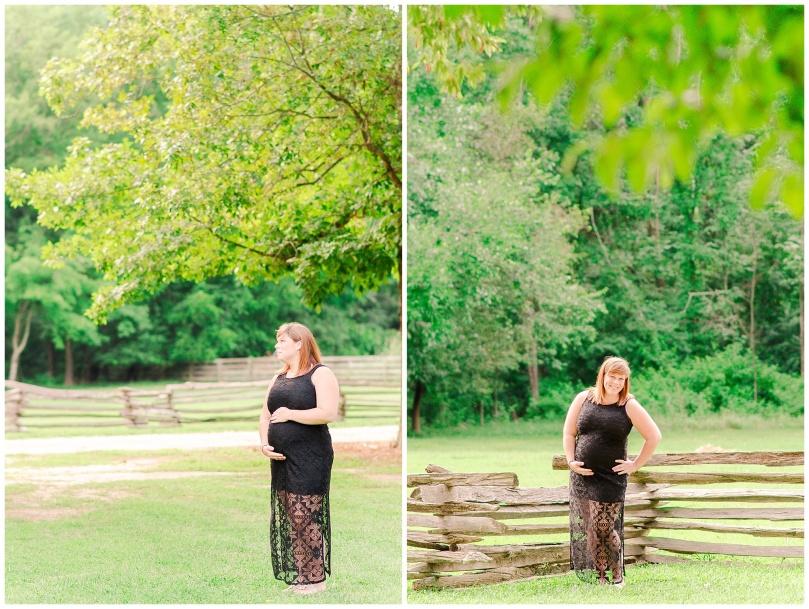 Alexandra Michelle Photography - Milestone 1 -Crump Park - Maternity Deihr-44
