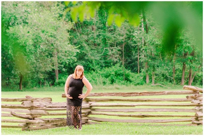 Alexandra Michelle Photography - Milestone 1 -Crump Park - Maternity Deihr-49