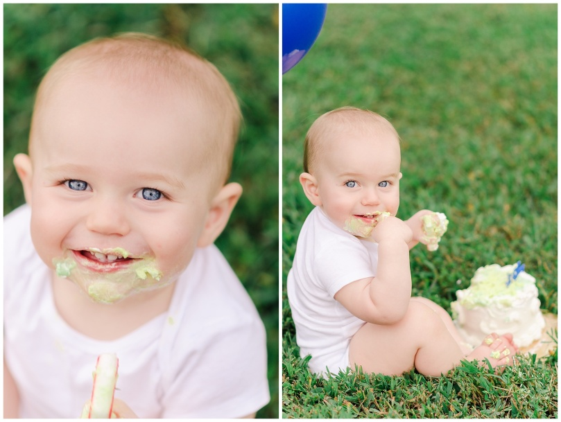 Alexandra Michelle Photography - Deihr 1 Year-35