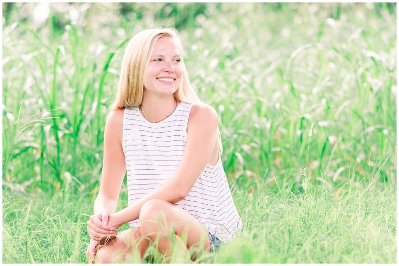 Alexandra Michelle Photography - Senior Portrait - Summer 2018 - Belle Isle - Richmond Virginia - Jadlowski-13