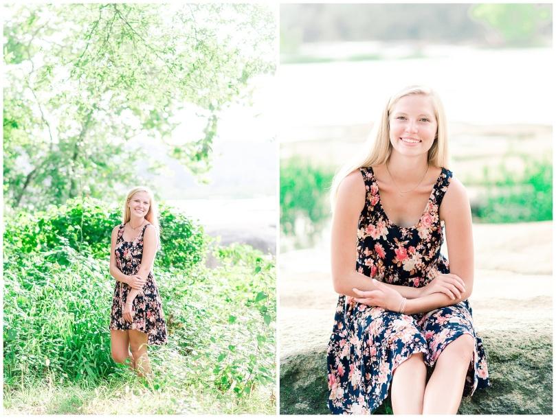 Alexandra Michelle Photography - Senior Portrait - Summer 2018 - Belle Isle - Richmond Virginia - Jadlowski-32