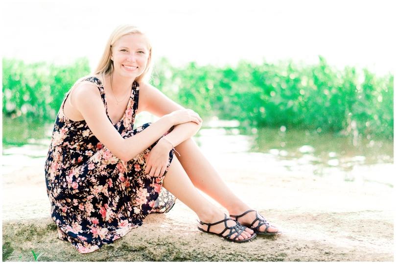 Alexandra Michelle Photography - Senior Portrait - Summer 2018 - Belle Isle - Richmond Virginia - Jadlowski-45