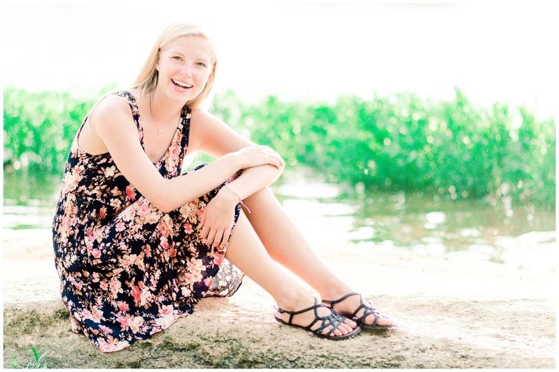 Alexandra Michelle Photography - Senior Portrait - Summer 2018 - Belle Isle - Richmond Virginia - Jadlowski-47