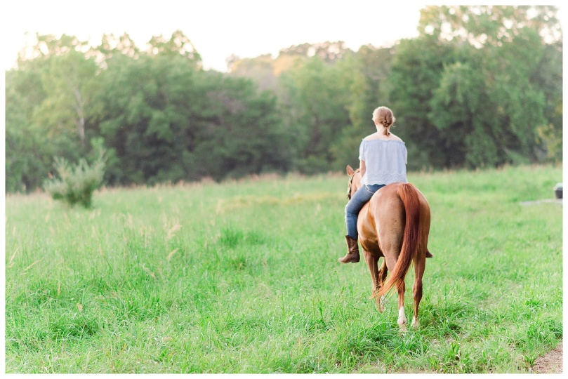 Alexandra Michelle Photography - Charlottesville Virginia - Country Farm - September 2018 - 13th Birthday Portraits-40