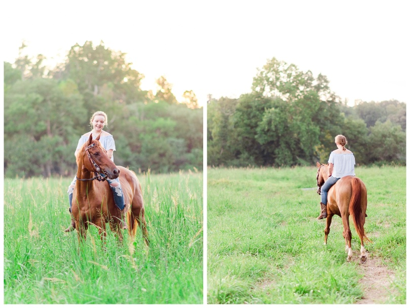 Alexandra Michelle Photography - Charlottesville Virginia - Country Farm - September 2018 - 13th Birthday Portraits-41