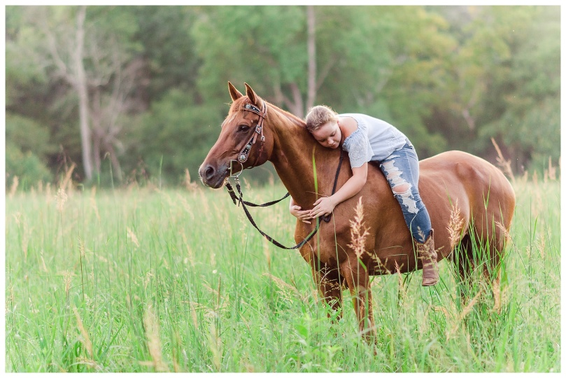 Alexandra Michelle Photography - Charlottesville Virginia - Country Farm - September 2018 - 13th Birthday Portraits-43