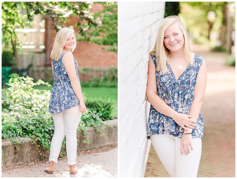 Alexandra Michelle Photography - Richmond Virginia - Church Hill - August 2018 - Senior Portraits - Malone McGhee-27