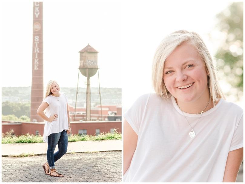 Alexandra Michelle Photography - Richmond Virginia - Church Hill - August 2018 - Senior Portraits - Malone McGhee-61